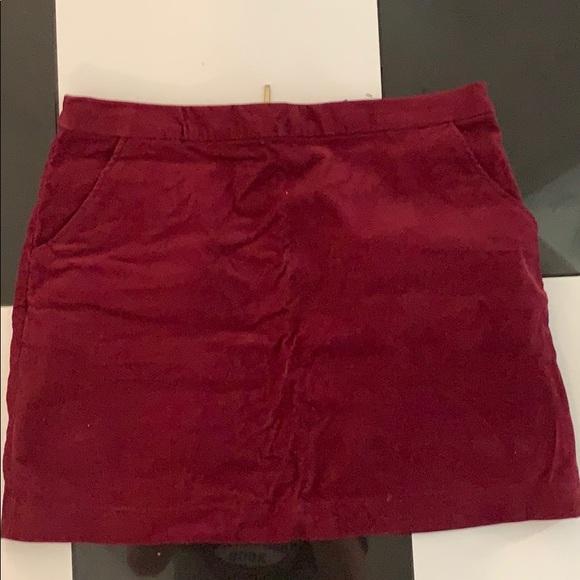 H&M Dresses & Skirts - Courderoy skirt